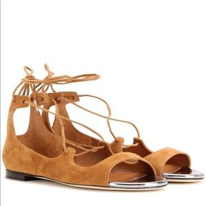 Jimmy Choo Lace Up Sandals - NEW